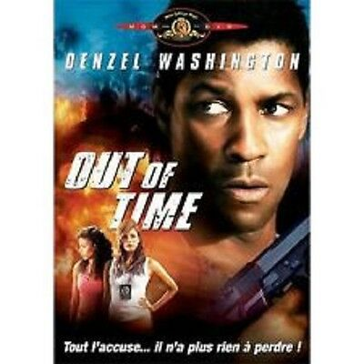 Out Of Time - Denzel Washington -  Dvd Neuf Sous Blister !!!