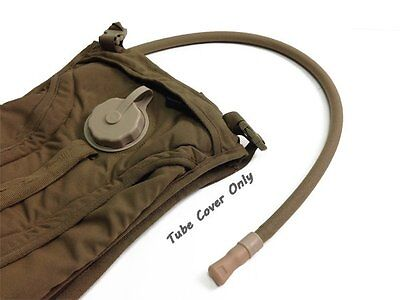 Coyote Brown Hydration Pack Insulated Drink tube cover ...for Camelbak sleeve