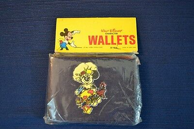 Vintage DISNEY MINNIE MOUSE Wallet Mint In Package