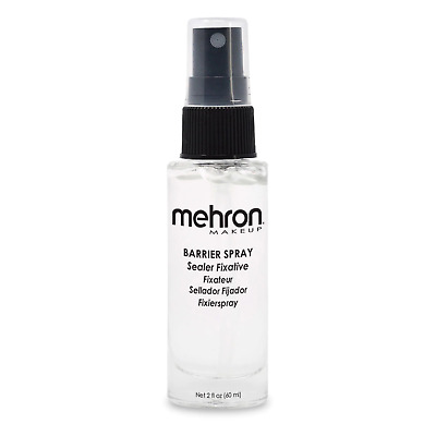 Mehron Barrier Spray Make Up Setting Spray Theatrical stage Costume