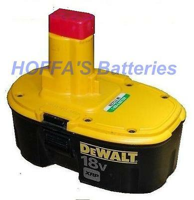 DEWALT 18v BATTERIES REBUILD DC9096 WE REBUILD ALL DEWALT 18 VOLT BATTERIES