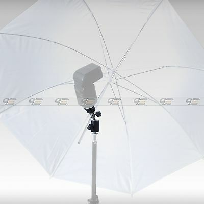 Multifunction C Type Ball Head Umbrella/Flash Mount/Holder/Bracket Light Stand N