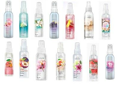 2 X Avon Naturals Fragrance Spritz. Various Fruity & Floral Scented  Room Sprays