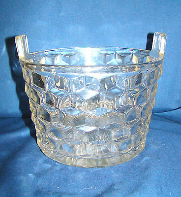 Fostoria American Ice Bucket Tub