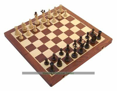Consul Chess set (pieces and board)