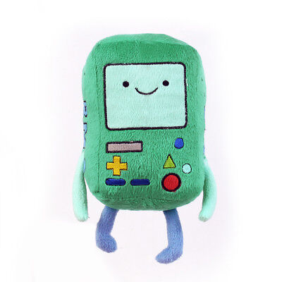 "8"" Adventure Time Plush BMO Beemo Game Boy Soft Cute Green Doll Good Gift"