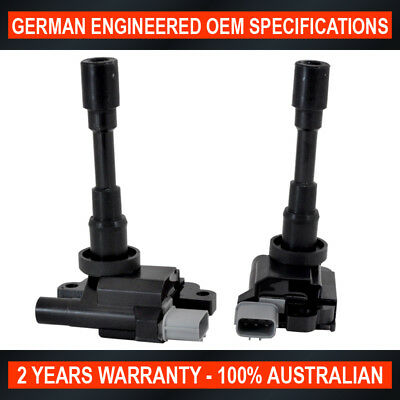 Leads /& Spark Plug Pack for Holden Cruze YG 1.5L M15A Ignition Coils
