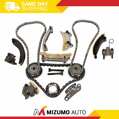 Timing Chain Kit Fit 04-06 Buick Cadillac CTS SRX STS Saab Suzuki 3.6L DOHC 24V