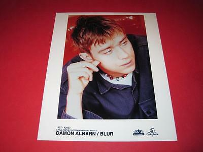 BLUR  original 10x8 inch promo press photo photograph 517-22