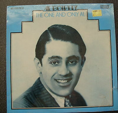 Al Bowlly The One and Only Vinyl LP Decca Label RFL 1
