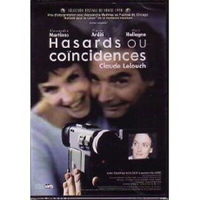 Hasards Ou Coincidences - Claude Lelouch - Dvd Neuf Sous Blister !!!!!!!!!!!!!!