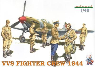 EDUARD 8509 VVS Fighter Crew 1944 1:48