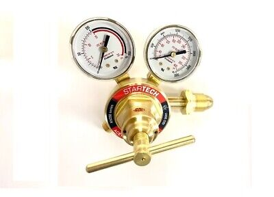 Acetylene Gas Regulator Medium Duty For Welding & Cutting - Cga510 Sr250-510