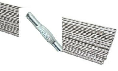 """ER308L Stainless Steel TIG Welding Rod 5Ibs TIG Wire 308L 1/16"""" 36"""" 5Ibs Box"""