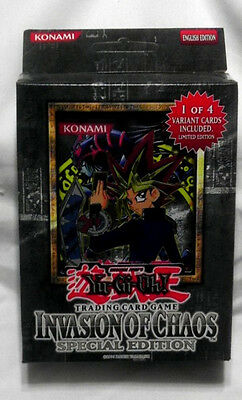 Yu-Gi-Oh! Invasion of Chaos Special Edition