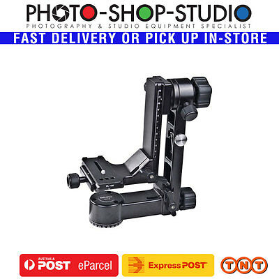 Benro Gimbal Head GH-3 +PL-100 Fit Manfrotto Slik Velbon Getzo Authorised Dealer