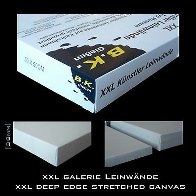 """4 B.K. DEEP EDGE STRETCHED CANVASES 