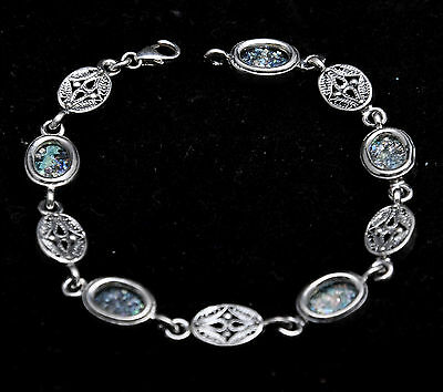Roman Glass Bracelet Authentic & Luxurious with Certificate.#2