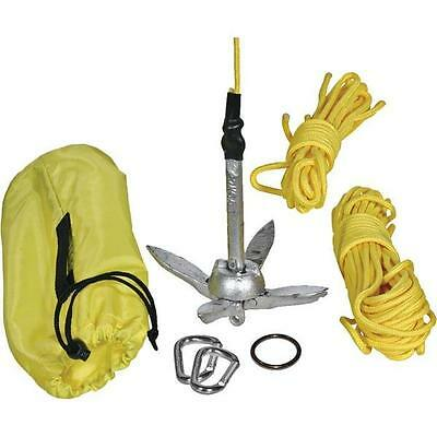 Kit De Pesca Ancla Seattle Sports Kayak 1.5Lb - Ideal Para Kayak Anglers