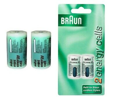 Braun CTS2 Small Gas Styler Refills 2 pack