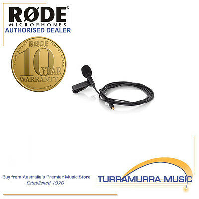 Rode Lavalier microphone clip-on lapel microphone