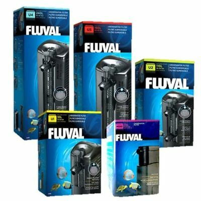 Fluval Internal Power Filter Mini U1 U2 U3 U4 Fish Tank Aquarium