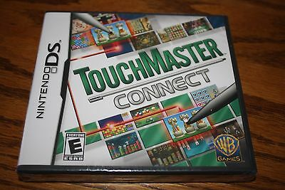 TouchMaster: Connect (Nintendo DS, 2010) Nintendo DS  Brand New