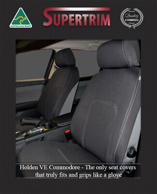 Holden Commodore Ve Omega/stateman/sv6 Front Waterproof Car Seat Covers