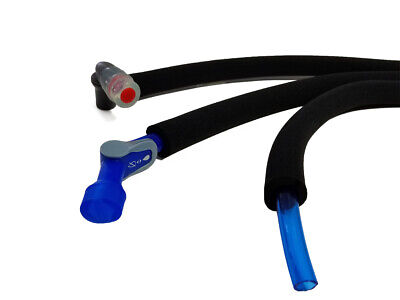 Black Insulated Hydration Pack Drink Tube Hose Cover  Camelbak insulation sleeve
