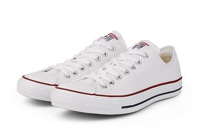 Converse Classic Chuck Taylor All Star M7652 White Low Sneaker Shoes Men Women *