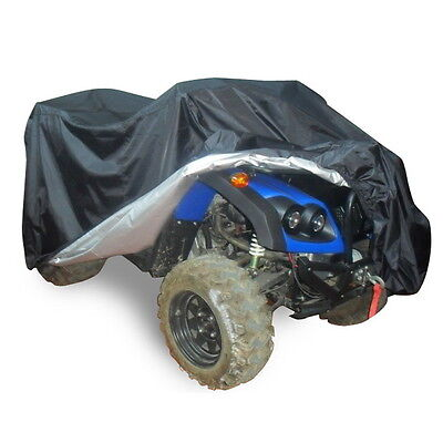 Large WaterProof Heatproof cover Quad bike ATV ATC Size 256x110x120 Available