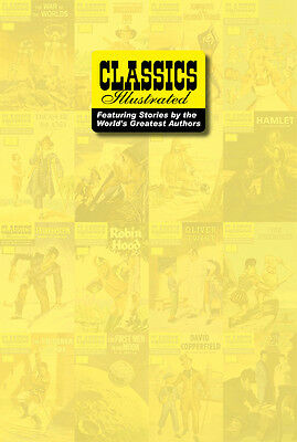 Classics Illustrated Volume 4 Box Set - Issues 37 to 48