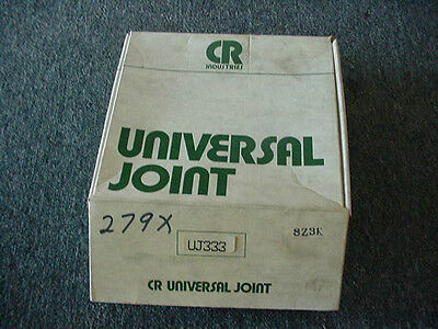 Cr Industries P/n Uj333 Center Member Cross Kit For U Joint New In Box