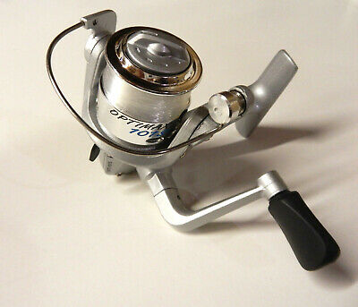 Spinning Reel w/Line, Optimax All-Season,1 Ball Bearing, Ice or Summer #OPT-101S