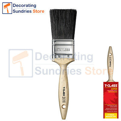 "T-Class Super Paint Brushes 0.5"" 1"" 2"" 3"" 4"" 