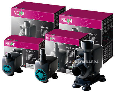 Newa Jet Newjet Powerhead Range New Water Pump Fish Tank Aquarium Systems