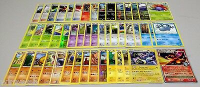 *100+* Pokemon Cards Lot Legendary Pokemons Commons and Uncommons