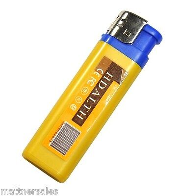 New Hidden Lighter Mini HD Spy Camera USB Cable Security DV DVR Video and Audio
