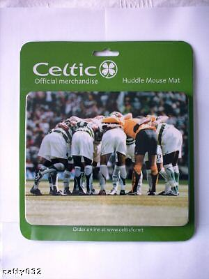 Celtic F.c. Team Huddle Mousemat Football Official New