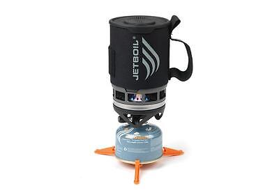 Carbon Black Jetboil Zip Compact Personal Cooking System PCS Camping Stove