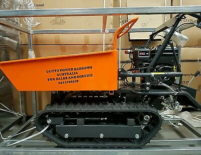 Garden equipment, Skid Steer, Briggs &Straton 4x4, Loader,tractor power barrow