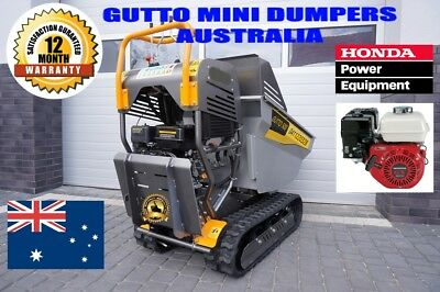 Motorised wheel  barrow  Bobcat , Skid Steer, Briggs &straton  electric
