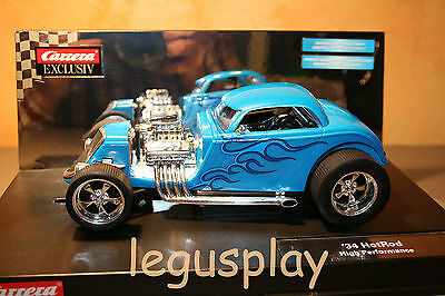 Slot SCX Scalextric Carrera 20220 Exclusiv '34 HotRod High Performance - 1:24