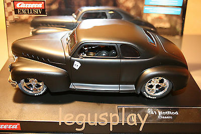 Slot SCX Scalextric Carrera 20225 Exclusiv '41 HotRod Classic  - 1:24 - New