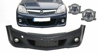 Front Bumper Moulding Black O//S Right Vauxhall Astra H Mk5 2004-2007 Brand New
