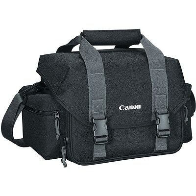 Canon 300DG Digital Camera Gadget Bag - Black - For all EOS and Rebel Cameras