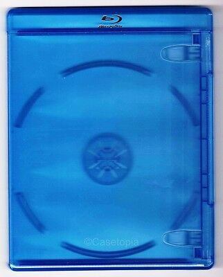 NEW! 50 Premium VIVA ELITE Single Disc Blu-ray Cases - Holds 1 Disc