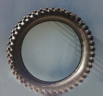 "14"" front tyre and tube 60/100-14, Knobby, dirt bike pit bike CRF 50/70/90/110,"
