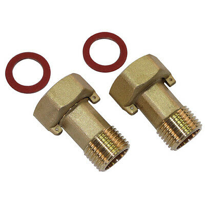Brass water meter connection tails  Union connector various sizes High Quality