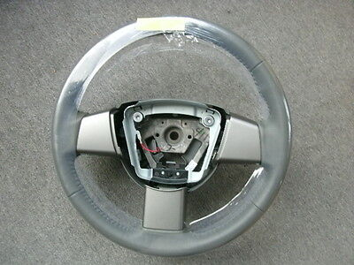 Nissan 48430-ZB60A Steering Wheel Gray Leather 2006 Nissan Altima